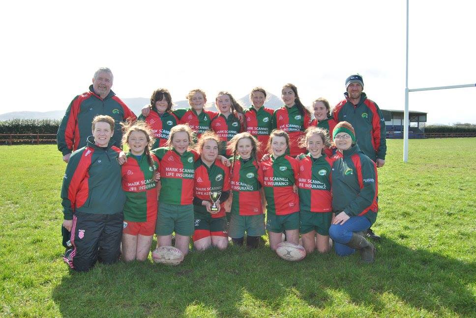 U13 Girls Team Photo 260316